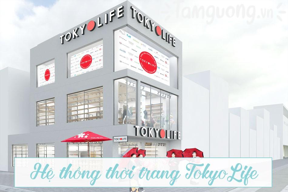 Nguồn gốc sản phẩm của hệ thống thời trang TokyoLife