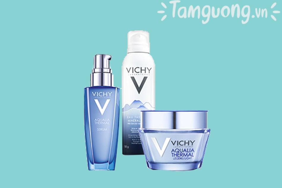 Kem dưỡng da Vichy