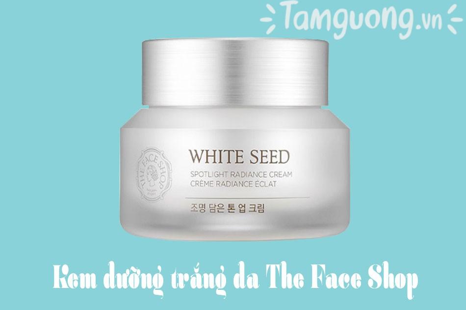 Kem dưỡng trắng da The Face Shop