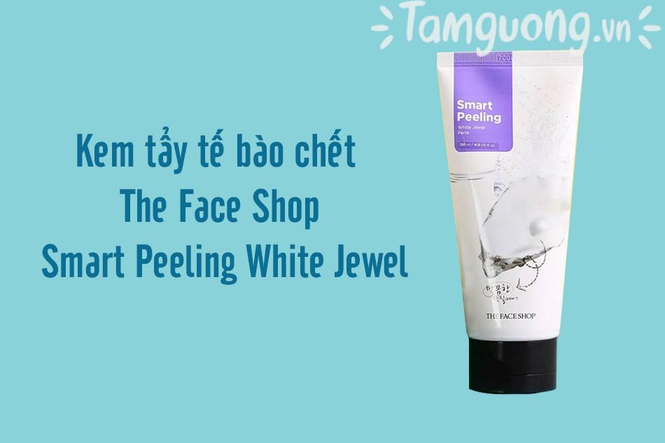 The Face Shop Smart Peeling White Jewel
