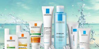 Hình ảnh các sản phẩm mang thương hiệu La Roche-Posay