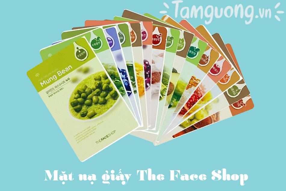 Mặt nạ giấy The Face Shop