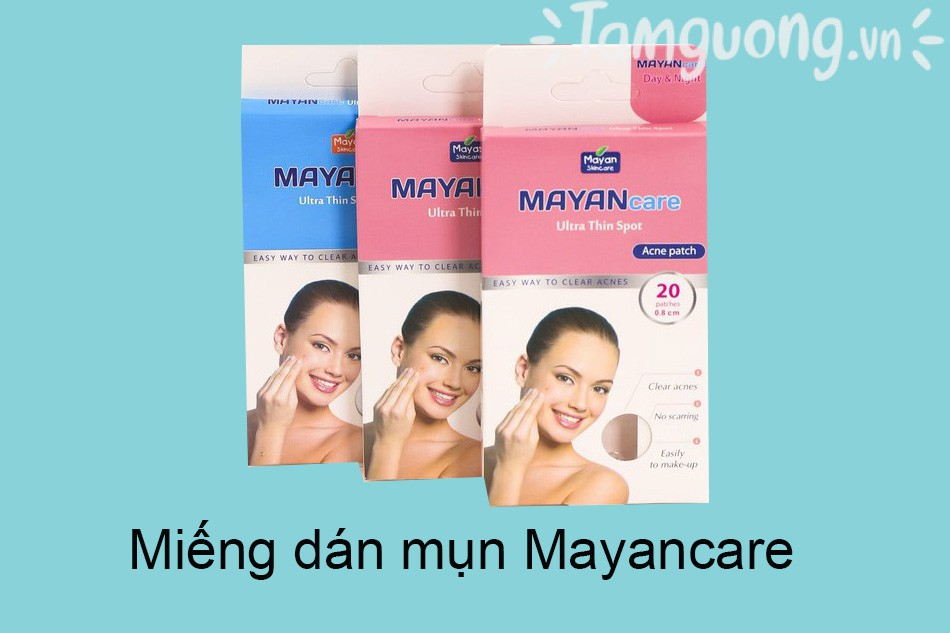 Miếng dán mụn Mayancare
