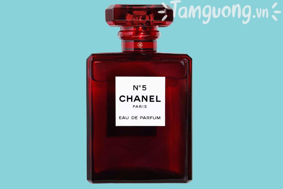 Nước hoa Chanel N5 EDT Red Edition (nước hoa N5 đỏ)