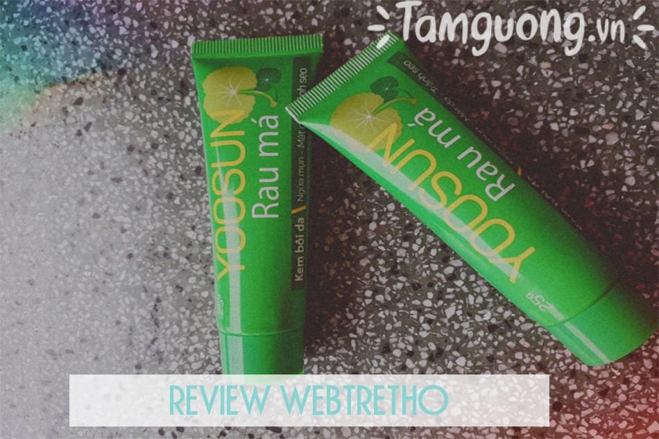 Review Yoosun rau má webtretho