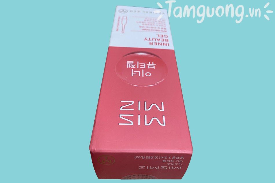 Phân loại Inner Gel: Inner Gel đỏ cam (Inner Disposable Multicare Essence Gel)