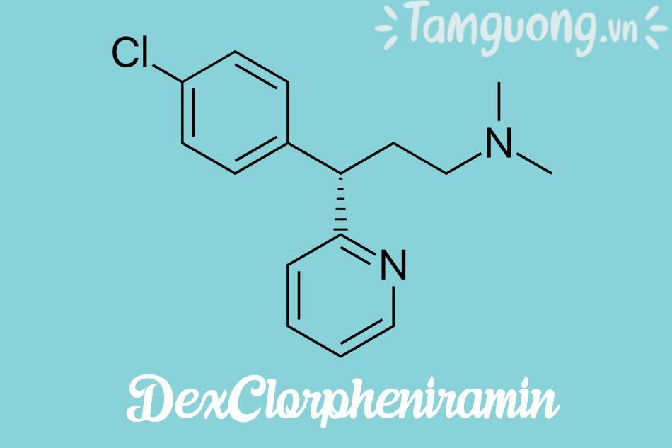 Thành phần Almetamin: Dexclorpheniramin