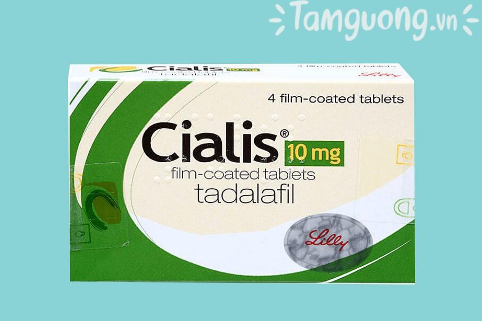 Thuốc cường dương Cialis