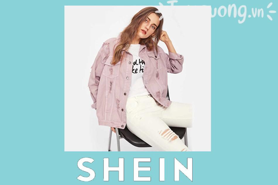 Thương hiệu Shein