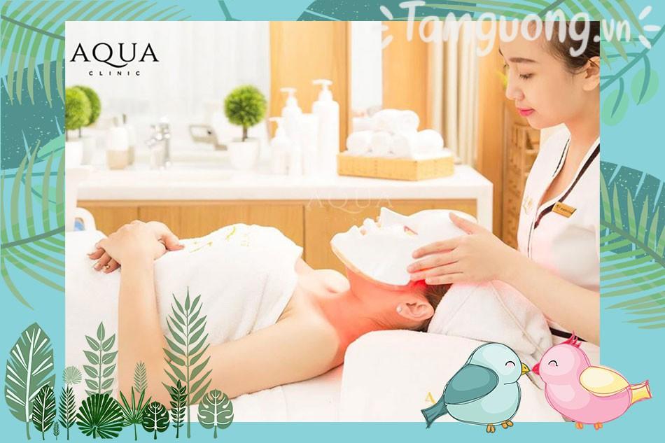 Aqua Skin Clinic bảng giá dịch vụ