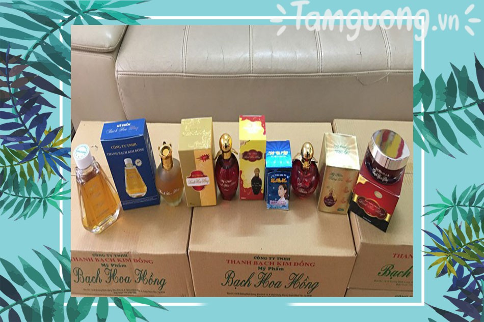 Bạch Hoa Hồng mua ở đâu tại Hà Nội, TpHCM?
