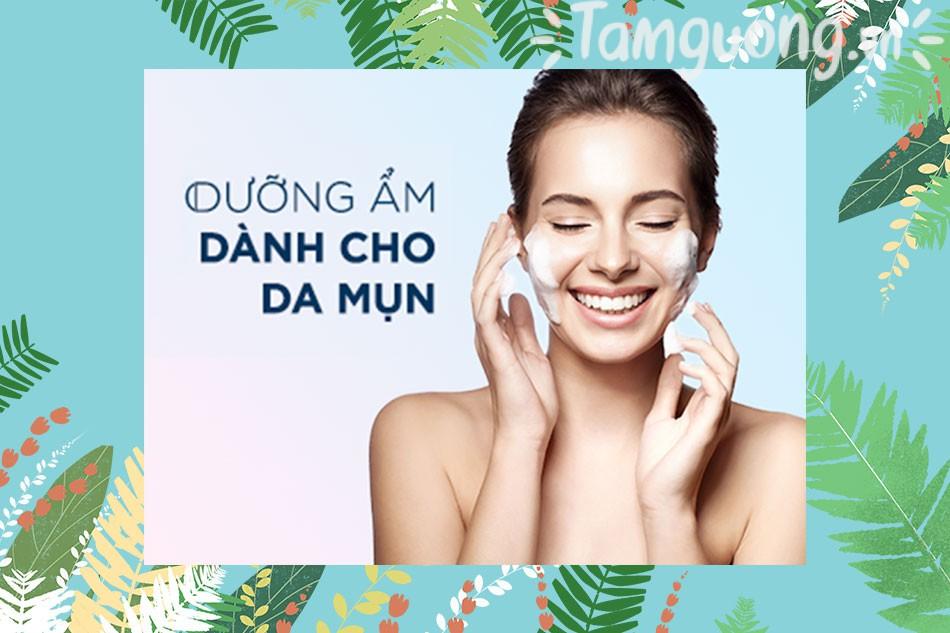 Bước 4: Tăng cường bảo vệ và dưỡng ẩm cho làn da