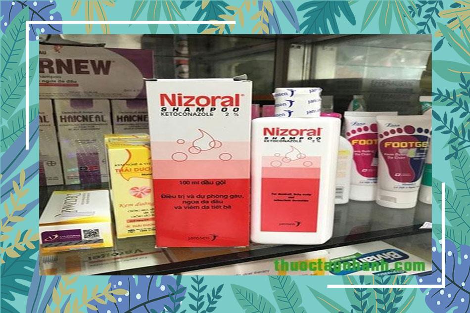Cách dùng và liều dùng dầu gội trị nấm, gàu Nizoral Shampoo