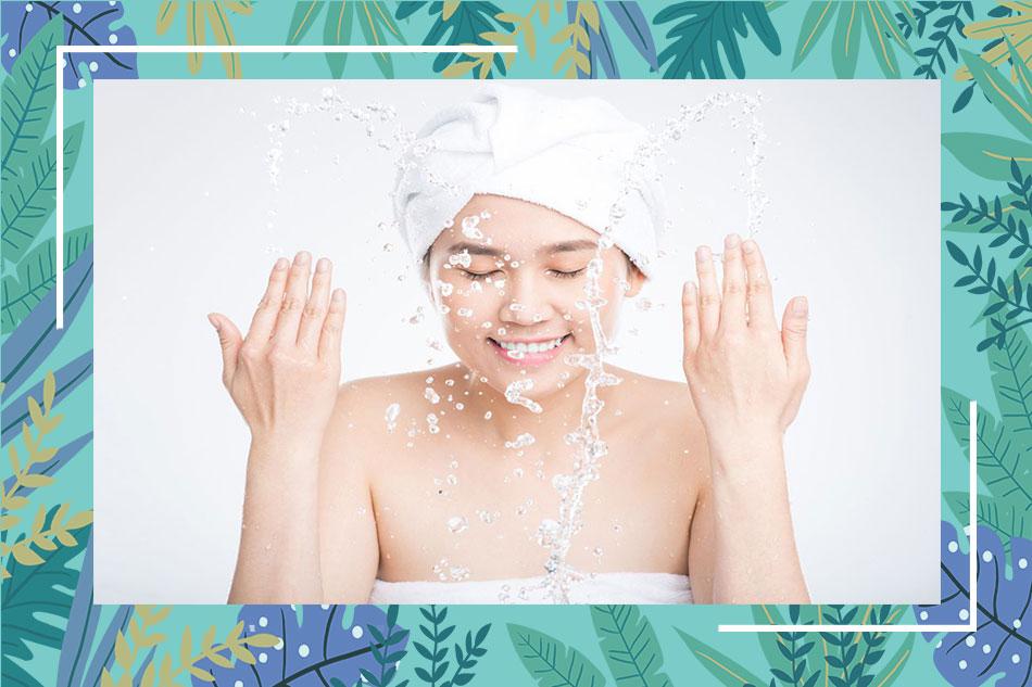 Chú trọng việc làm sạch da