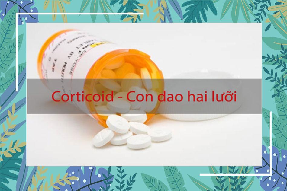 Corticoid là gì?