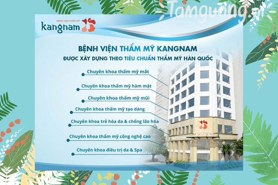 Đôi nét về bệnh viện thẩm mỹ Kangnam