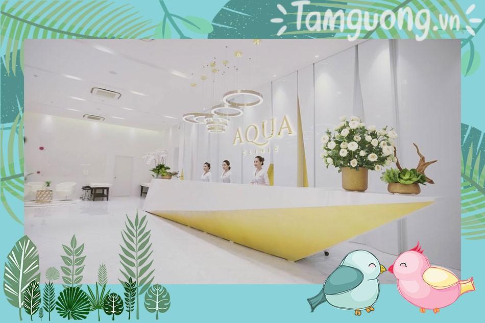 Hệ thống spa làm đẹp Aqua Clinic