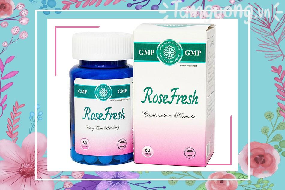 Phân biệt Rose Fresh hàng thật hàng giả