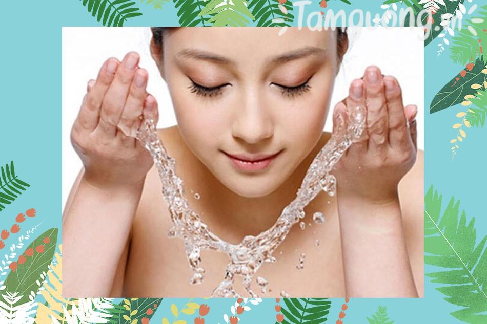 Quy trình chăm sóc da sau nặn mụn ngày 2 và 3