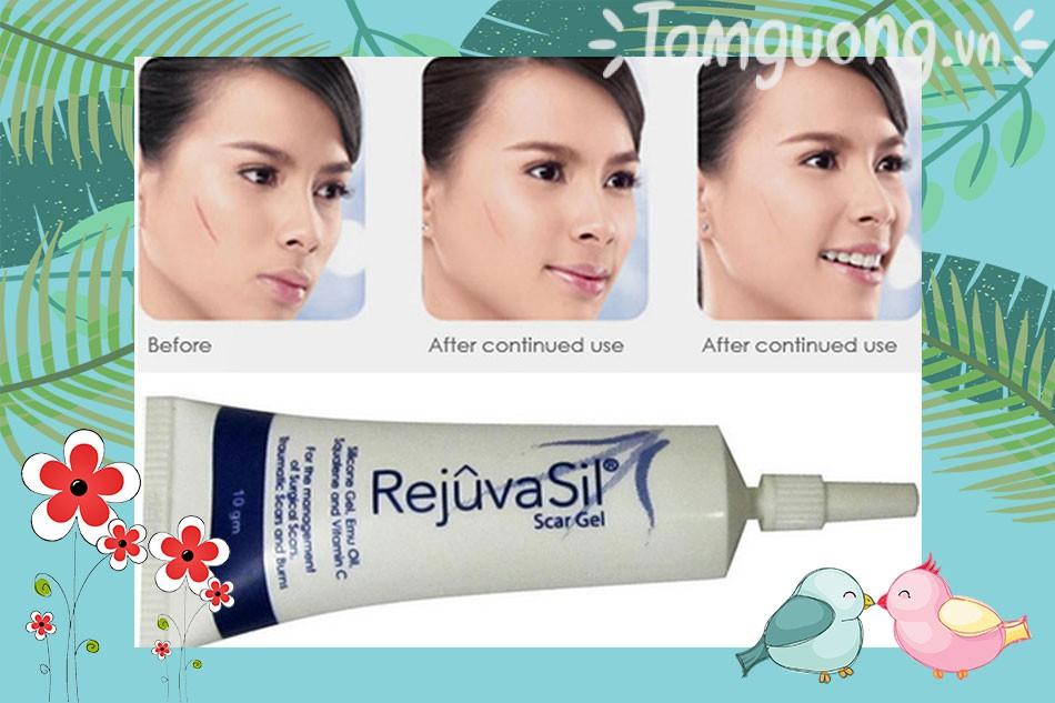 Review của khách hàng về kem trị sẹo Rejuvasil