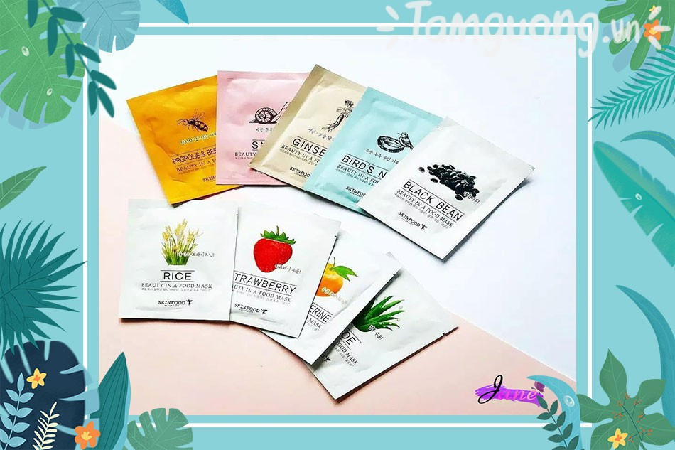 Skinfood Beauty in A Food Mask Sheet