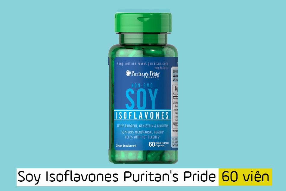 Soy Isoflavones Puritan's Pride