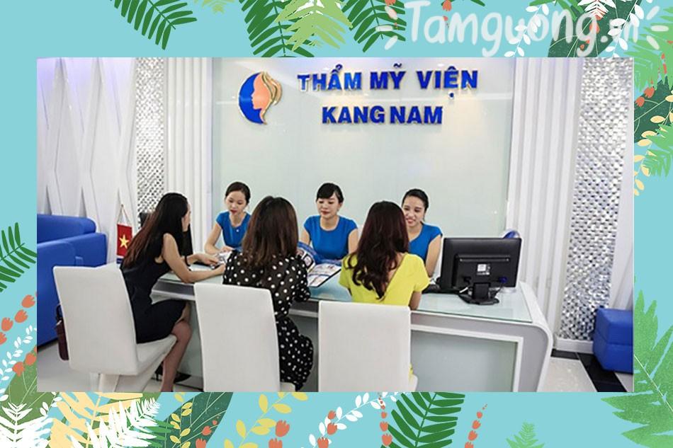 Thẩm mỹ viện Kangnam Hà Nội