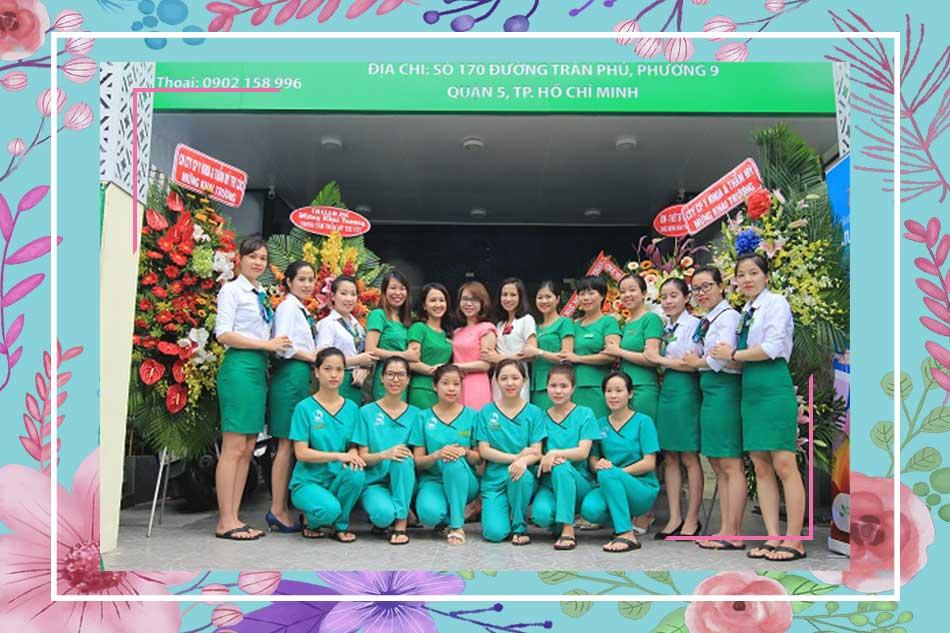 Thẩm mỹ viện Thu Cúc thành phố Hồ Chí Minh (Sài Gòn)