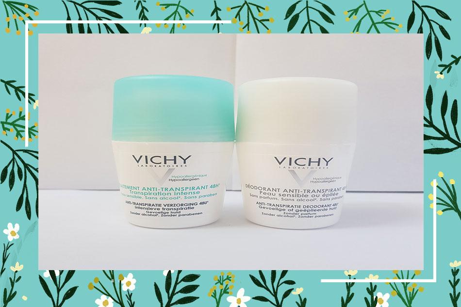 Thông tin cơ bản về lăn khử mùi Vichy