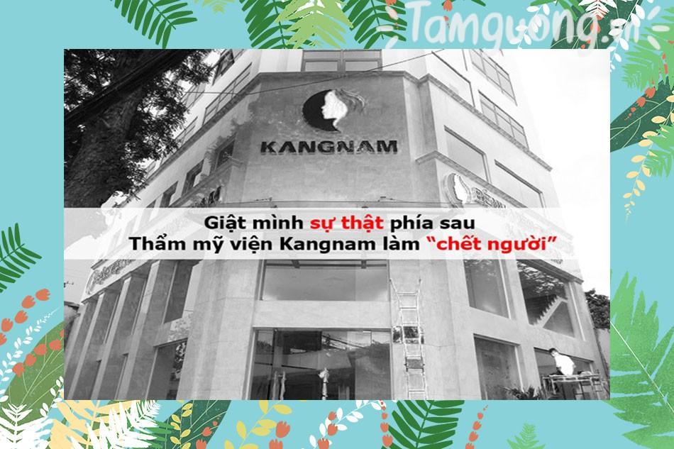 Thông tin thẩm mỹ viện Kangnam làm chết người có thật không?