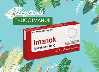 Thuốc Imanok