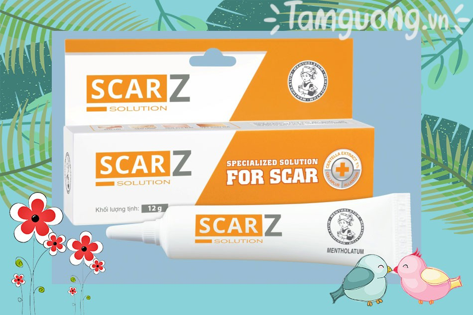Thuốc trị sẹo Scarz