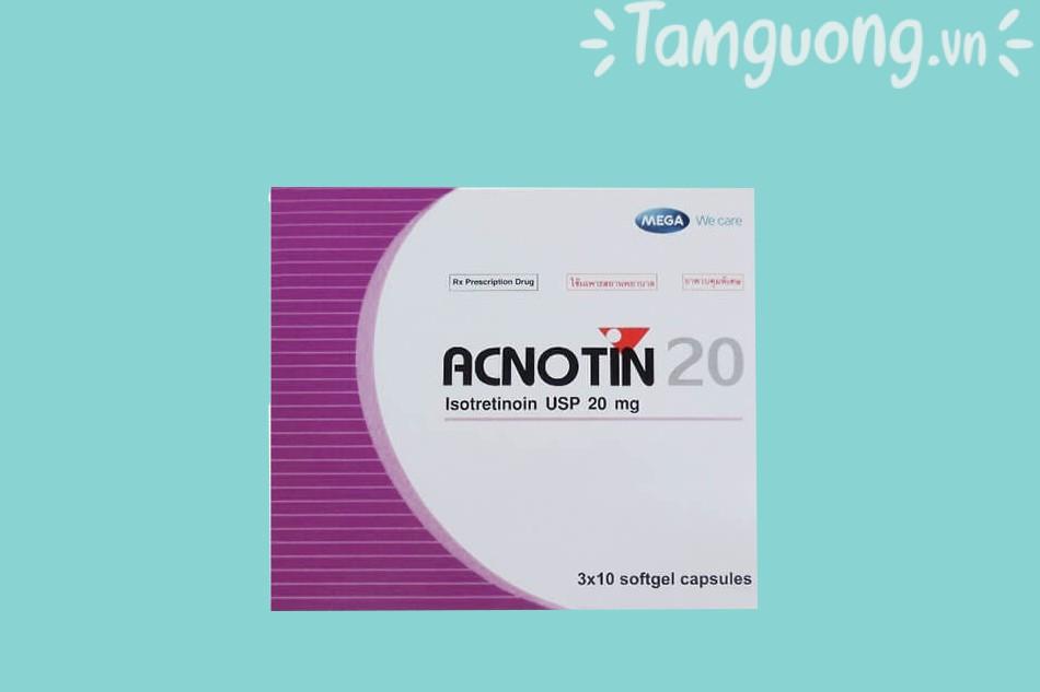 Acnotin 20g