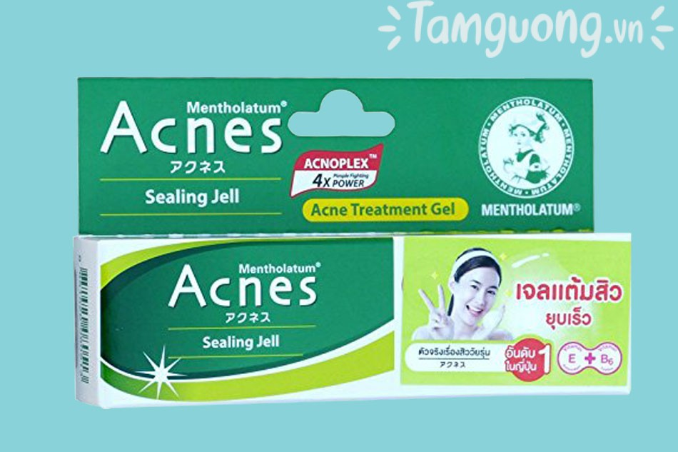 Acnes Sealing Jell có tốt không?