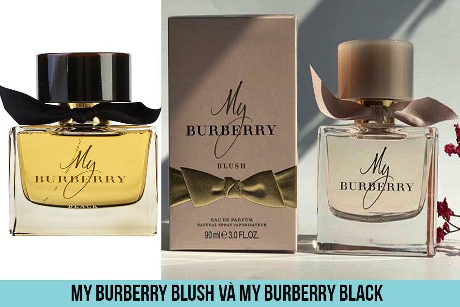 Nước hoa My Burberry mùi nào thơm nhất?