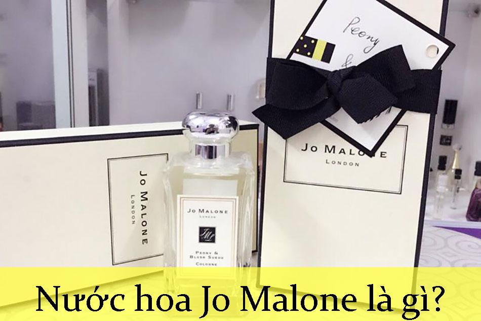 Nước hoa Jo Malone là gì?