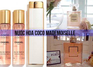 Nước hoa Coco Mademoiselle