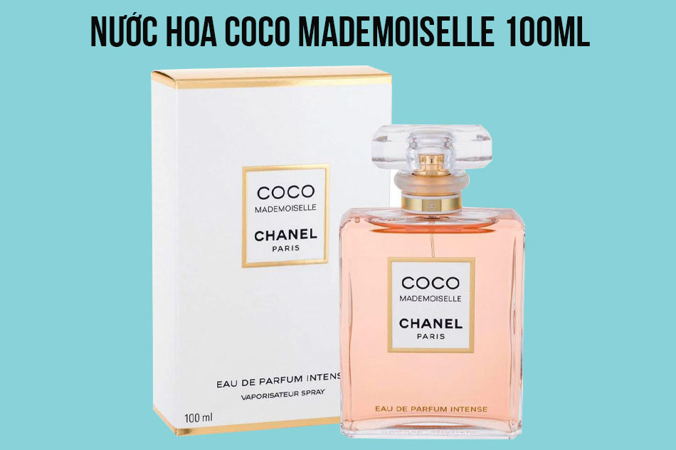 Nước hoa Coco Mademoiselle 100ml
