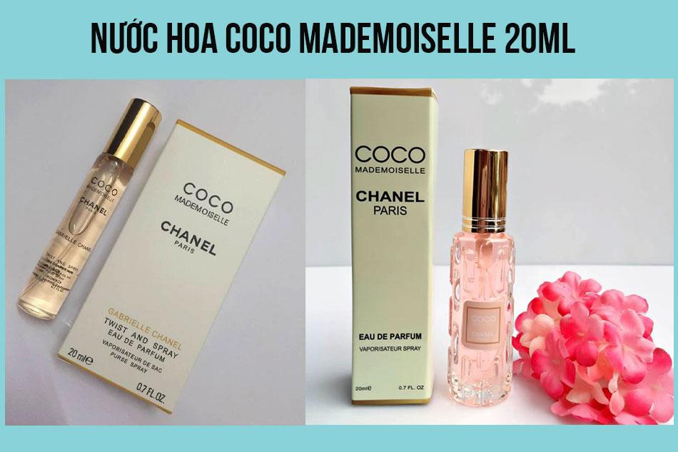 Nước hoa Coco Mademoiselle 20ml