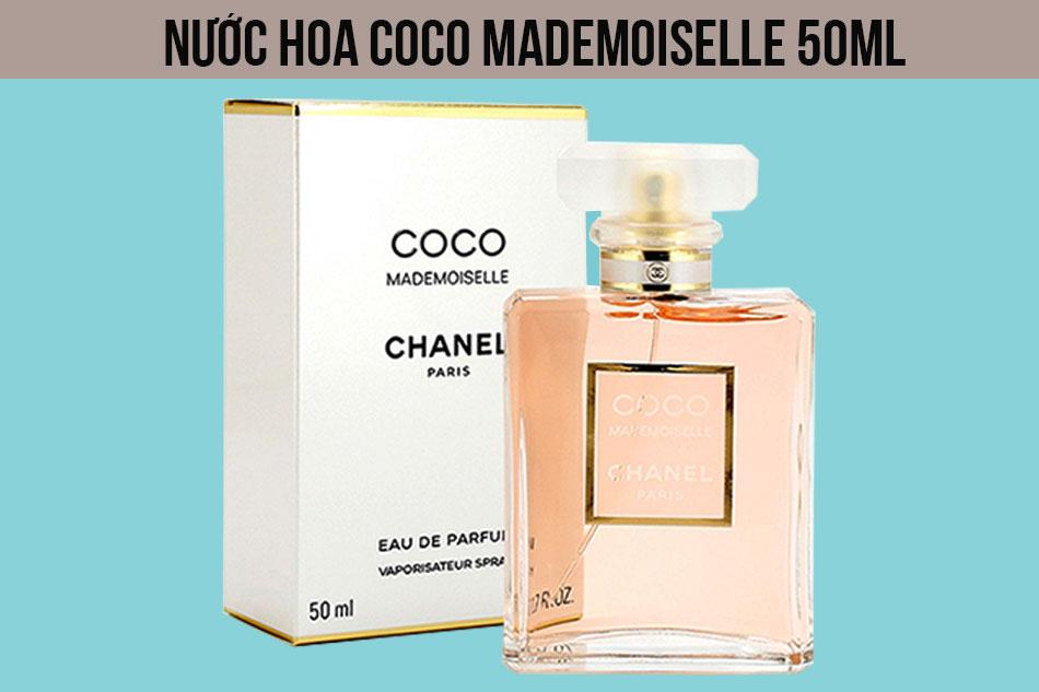 Nước hoa Coco Mademoiselle 50ml
