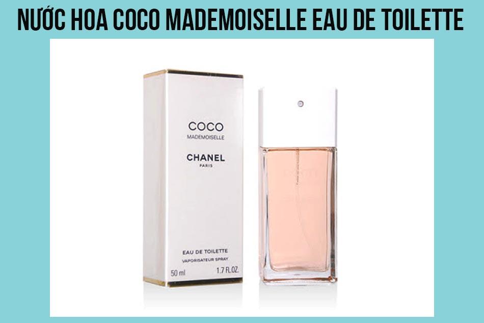Nước hoa Coco Mademoiselle Eau De Toilette