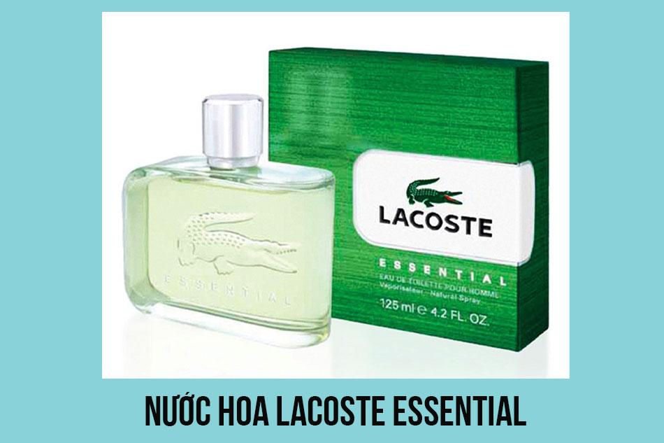 Nước hoa Lacoste Essential
