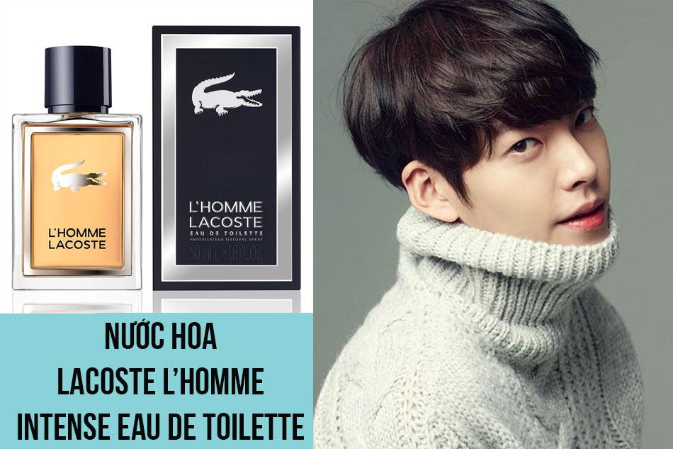 Nước hoa Lacoste L'Homme Intense Eau De Toilette