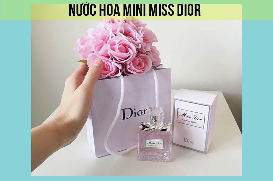 Nước hoa Mini Miss Dior