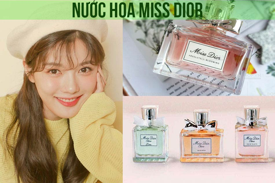 Nước hoa Miss Dior