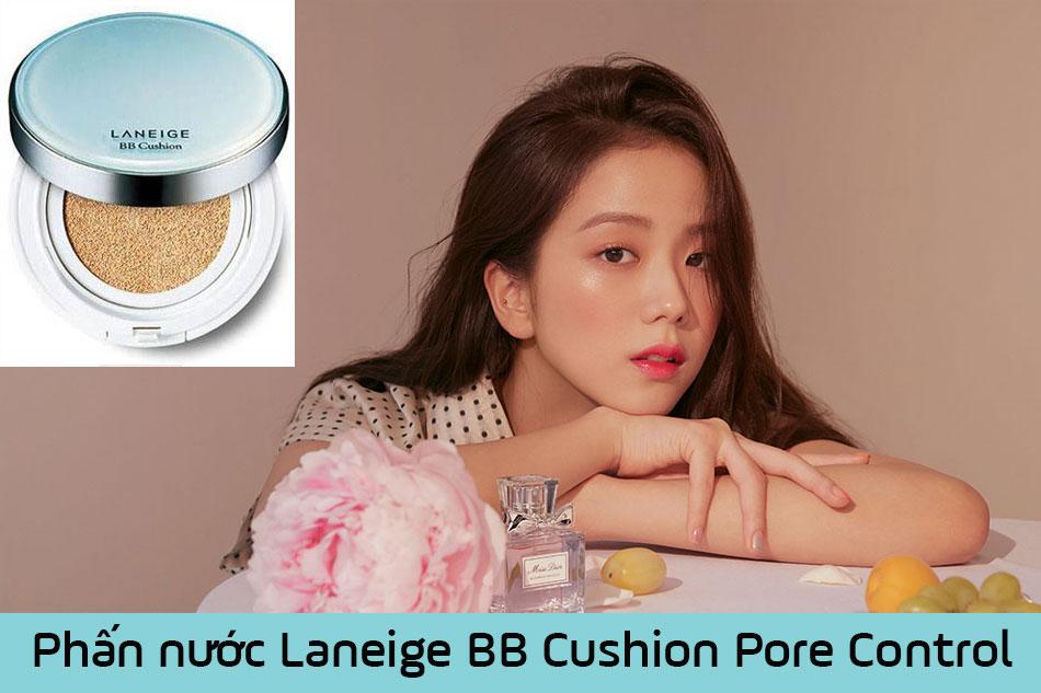 Phấn nước Laneige BB Cushion Pore Control