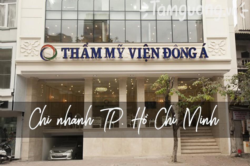 Thẩm mỹ viện Đông Á Hồ Chí Minh