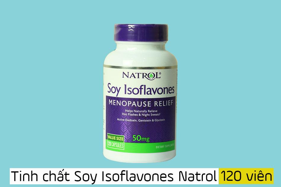 Tinh chất Soy Isoflavones Natrol