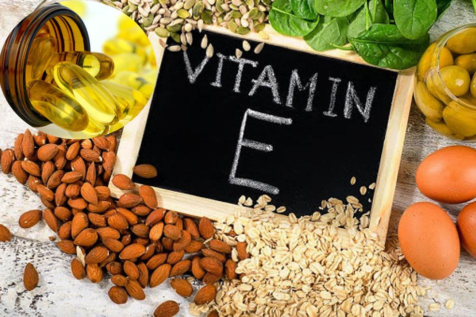 Trị sẹo thâm khi bị thủy đậu bằng vitamin E