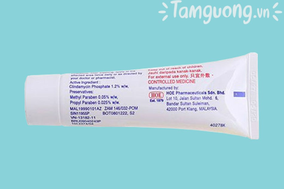 Thuốc trị mụn T3 Mycin Gel chính hãng giá bao nhiêu?
